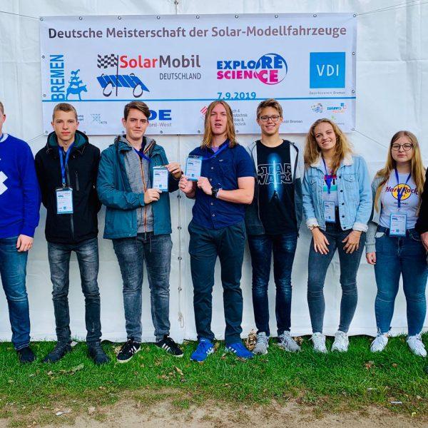 Deutsche Meisterschaften SolarMobil 2019